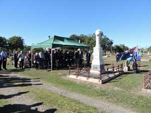 OPINION: Moving moment in Maryborough