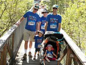 Get the family together for Father's Day fun run