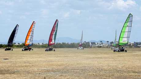 The Central Queensland Blokart Club has big plans for the Illawong Track.