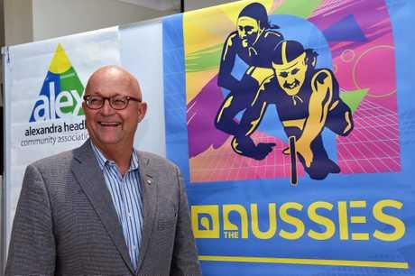 Chair of the Sunshine Coast Events Board, Ralph Devlin.