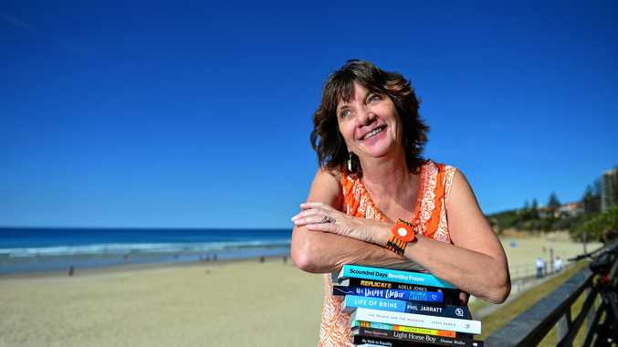 The Sunshine Coast Readers and Writers festival is being held all weekend and founder and artistic director Wendy O'Hanlon thinks it will be a hit.