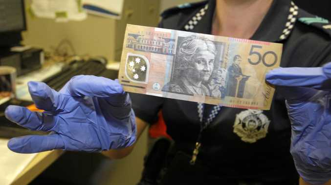FILE PHOTO: Counterfeit notes have been circulating on the Sunshine Coast.