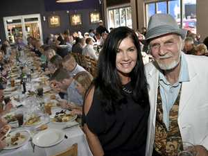 City lunch raises thousands for special causes