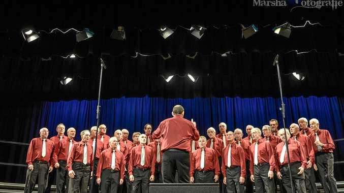 Sunshine Statesmen Chorus.
