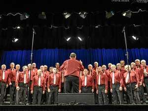 Sunshine Statesmen host concert for Coast milestone
