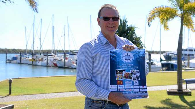 TIDAL WAVE: Local businesses ready to get on-board with Oceanfest.
