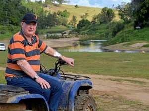 'I'll go to jail before I pay $180k council fine': Coast dairy farmer