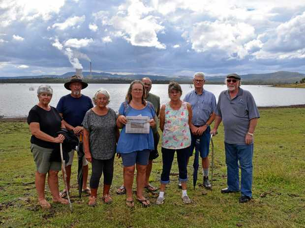 SPENDING IN TOWN: Regulars campers from Callide Dam cannot believe SunWater won't allow free camps on the dam foreshore any more.