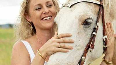 Mareeba's best-selling Australian rural romance author Mandy Magro.