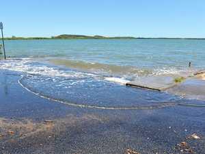 High tides won't sink plans for boat ramp upgrade