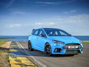 Hyper Ford Focus RS Limited Edition arriving in November