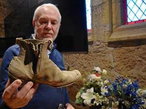 St Mark's works reach milestone