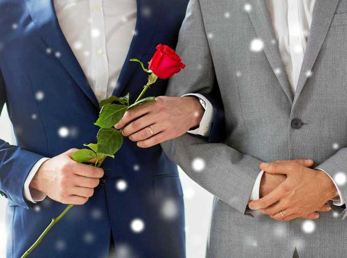 The gay marriage vote is putting our values at risk, says a reader.
