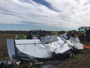 Caloundra plane crash pilot in serious condition