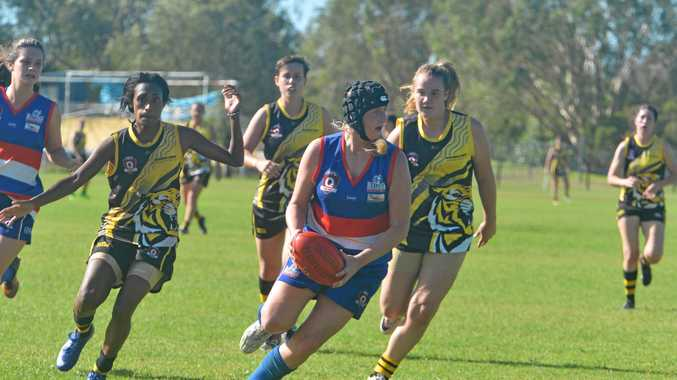 Bakers Creek Tigresses will host Whitsunday Sea Eagles at Etwell Park on Saturday
