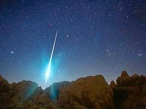 Stargazers prepare for meteor shower