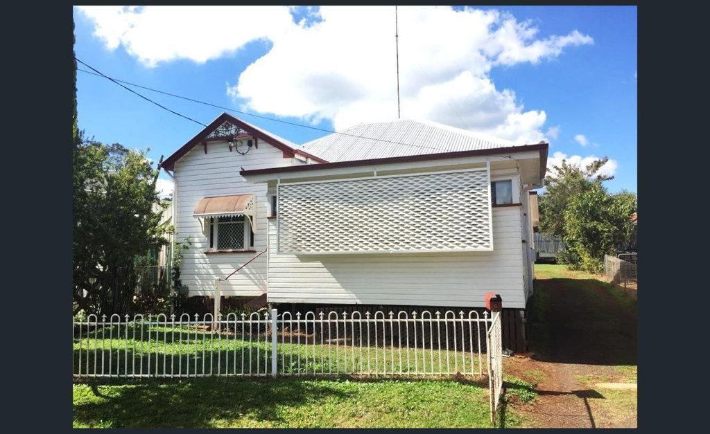 Houses to renovate in Toowoomba.