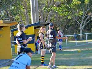 Bakers Creek Tigresses v Whitsunday Sea Eagles
