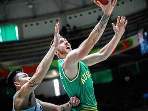 Boomers continue perfect form at Asia Cup