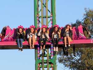 PHOTOS: Mackay school's fairground fun