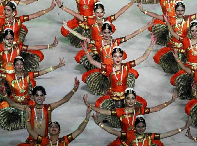 Just as in India in 2010, there will be plenty of performers needed for the Gold Coast Commonwealth Games.