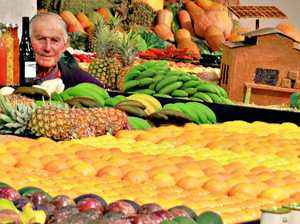 Exhibiting produce grows on Sydney