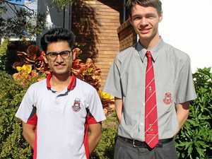 Students' double success at science awards