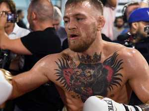 McGregor gets advantage over Mayweather