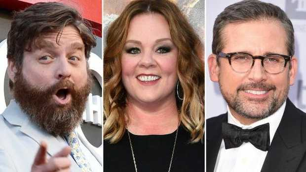 Zach Galifianakis, Melissa McCarthy and Steve Carell are three classic examples of scene stealers.