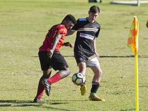 West Wanderers take on Gatton