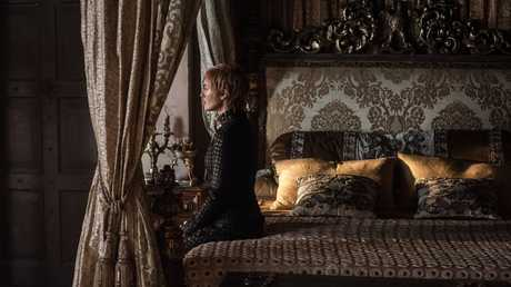 Lena Headey as Cersei Lannister in a scene from season 7 of Game of Thrones.