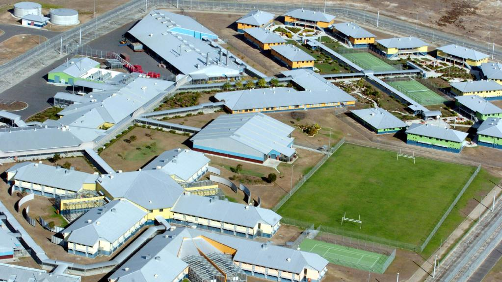 Wolston Correctional Centre.