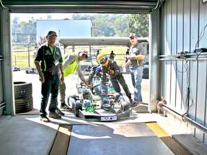 Lismore Kart Club Hot Shots