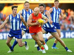 Sun has set on Ablett's time on Gold Coast