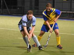 Men's premiership rivals go toe to toe