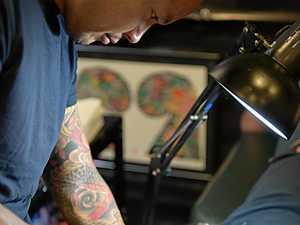 What women really think about men with tattoos
