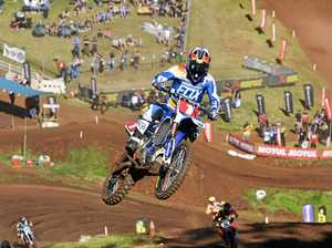 Ferris wins emotional MX Nationals win