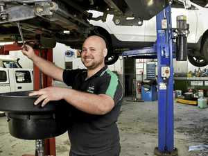 Mechanic on a mission to help Toowoomba residents
