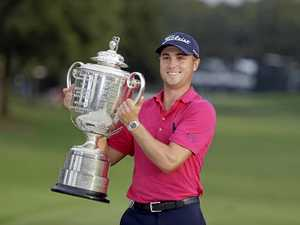 Thomas holds on to win first major trophy