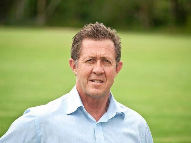 Federal Member for Cowper Luke Hartsuyker.