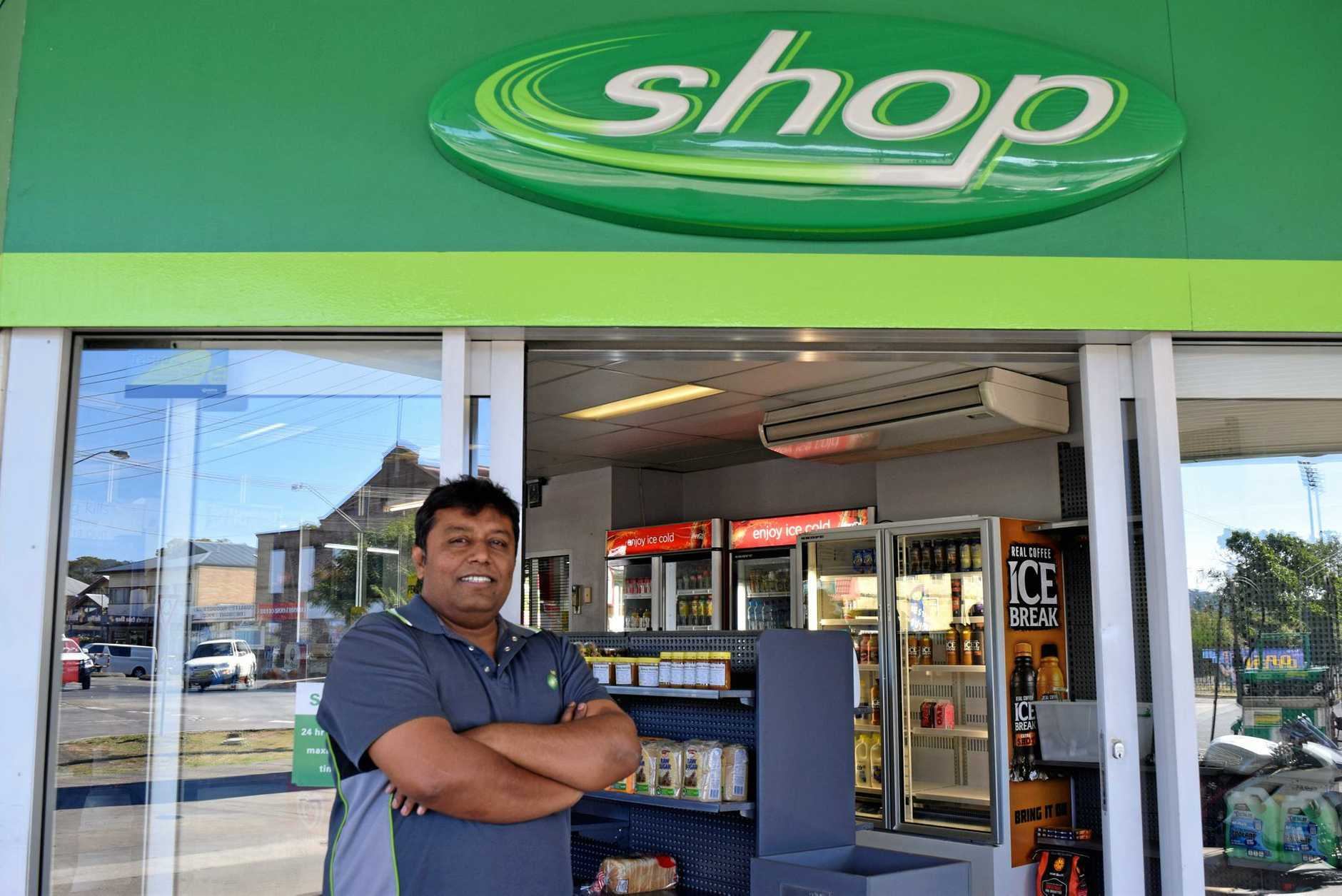 PUMPED UP: Lismore BP owner is pleased to reopen following extensive flood damage repairs.