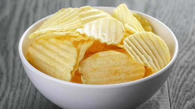 CHIP RIP: Rhys Coppins, 30, pleaded guilty in Bundaberg Magistrates Court to stealing two packets of chips at BP Airport.
