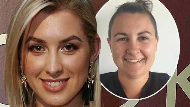 Alex Nation, and alleged new girlfriend.