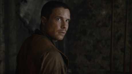 Joe Dempsie as Gendry in a scene from season 7 of Game of Thrones.