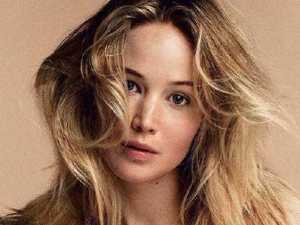 Jennifer Lawrence had to settle for third this year behind Emma Stone and Jennifer Aniston.