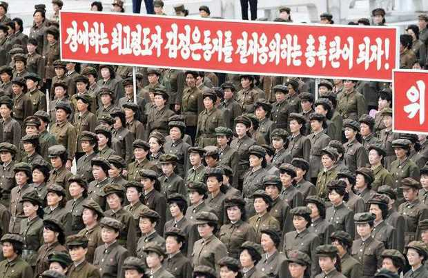North Korea Fires 'unidentified Projectiles' Into The Air