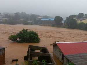 Deadly mudslide kills hundreds in Sierra Leone