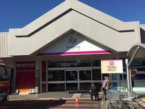 Kingaroy Shoppingworld evacuated after gas leak