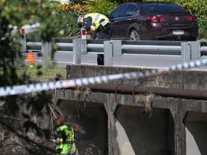 Woman found critically ill in drain after day at the races