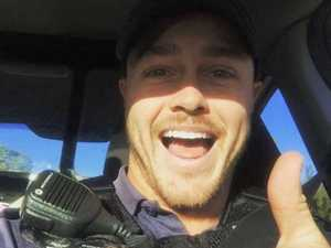 Like! Internet lights up over gorgeous Gatton cop